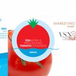 13th World Tomato Congress VSN HUB Vicky Evangeliou