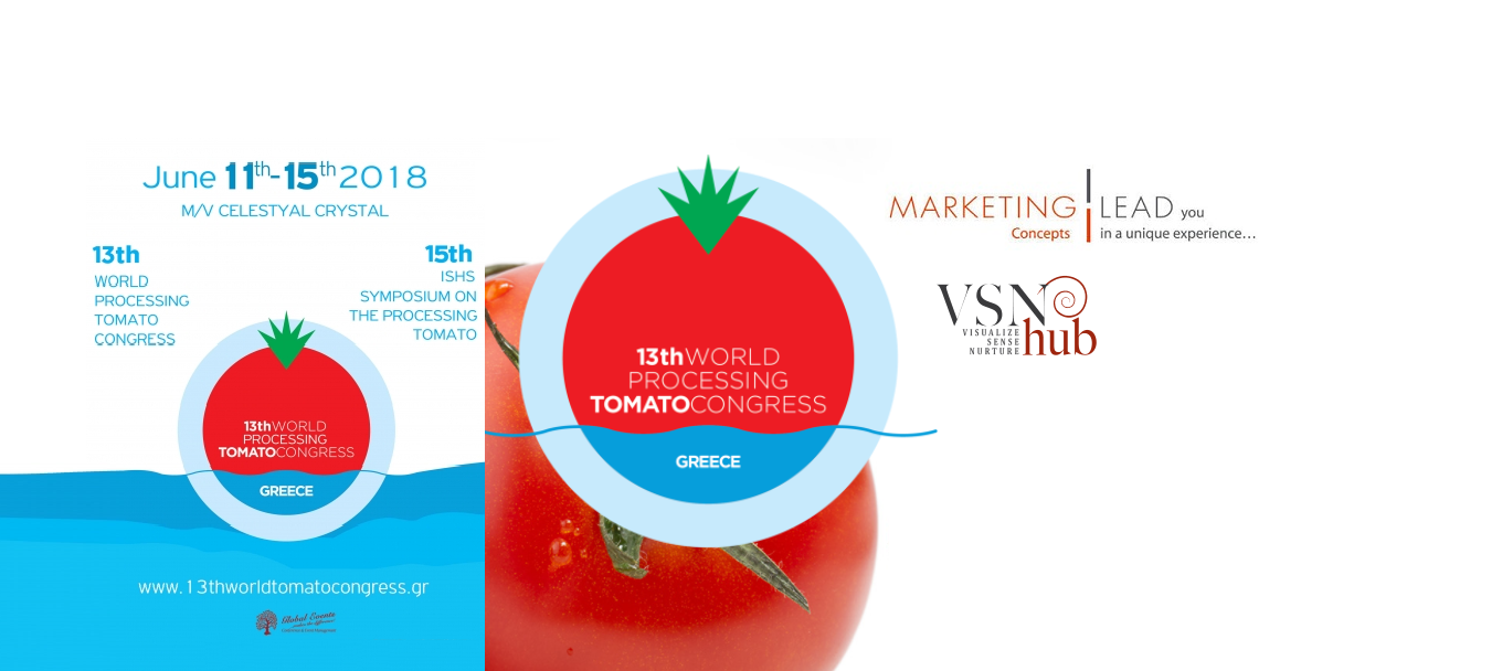 VSN HUB at 13th World Processing Tomato Congress