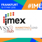 VSN HUB at IMEX Tradeshow in Frankfurt 2018