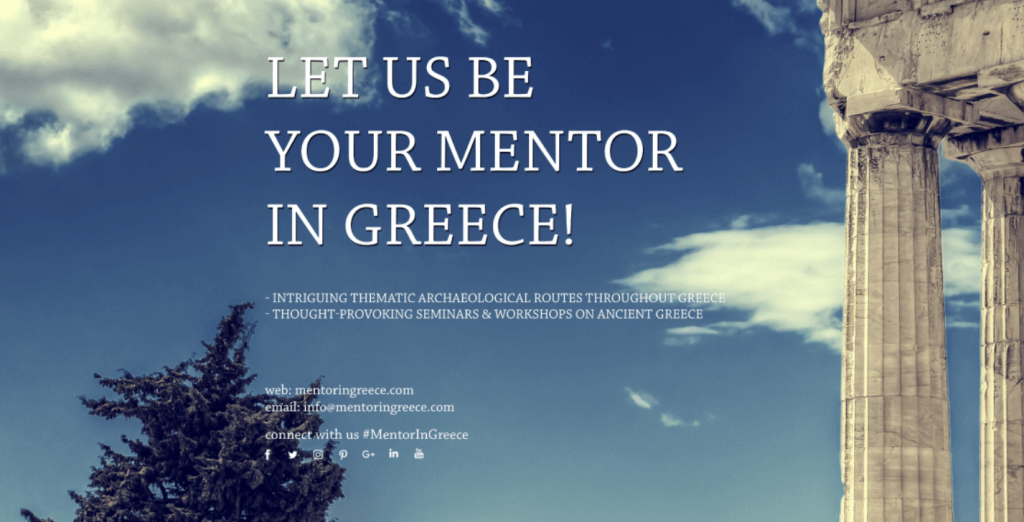 Vicky Evangeliou Mentoring at Mentor in Greece