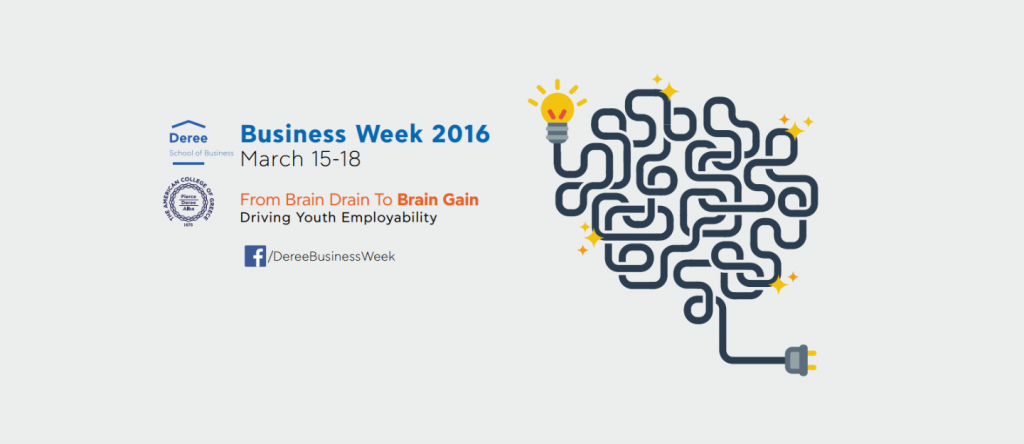 ACG BUSINESS WEEK DRIVING YOUTH EMPLOYABILITY