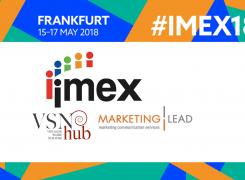 VSN HUB at IMEX Tradeshow Frankfurt