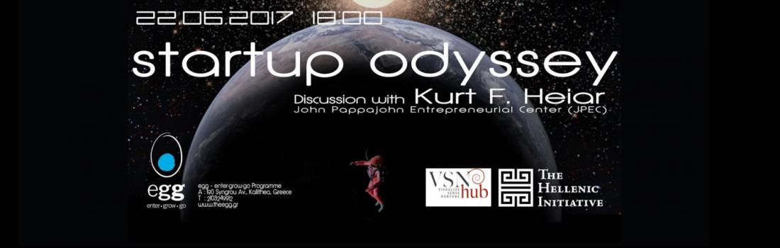 VSN HUB in Startup Odyssey at EGG